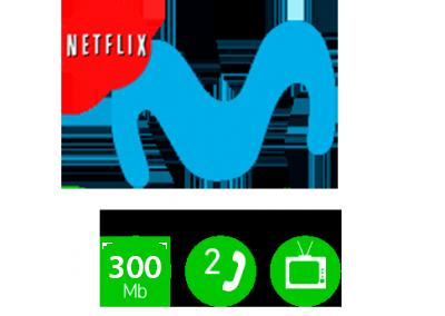 Fusión Inicia 300Mb (74€)