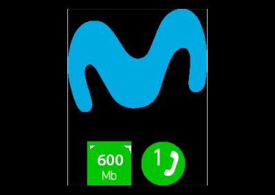 Conecta Max 600Mb Fibra Simétrica (54,90€)